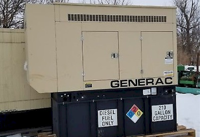 Commercial Generators - Livingston