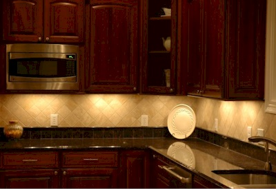 Install Under-cabinet Lighting - Ridgewood