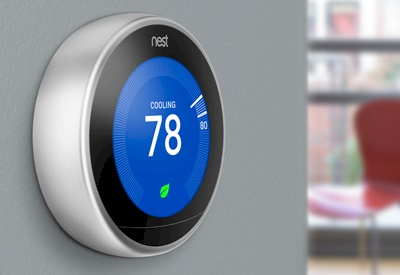 Install Smart Thermostat - Alpine
