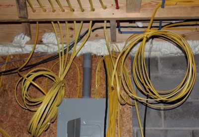 Electrical Rough Ins - Harding